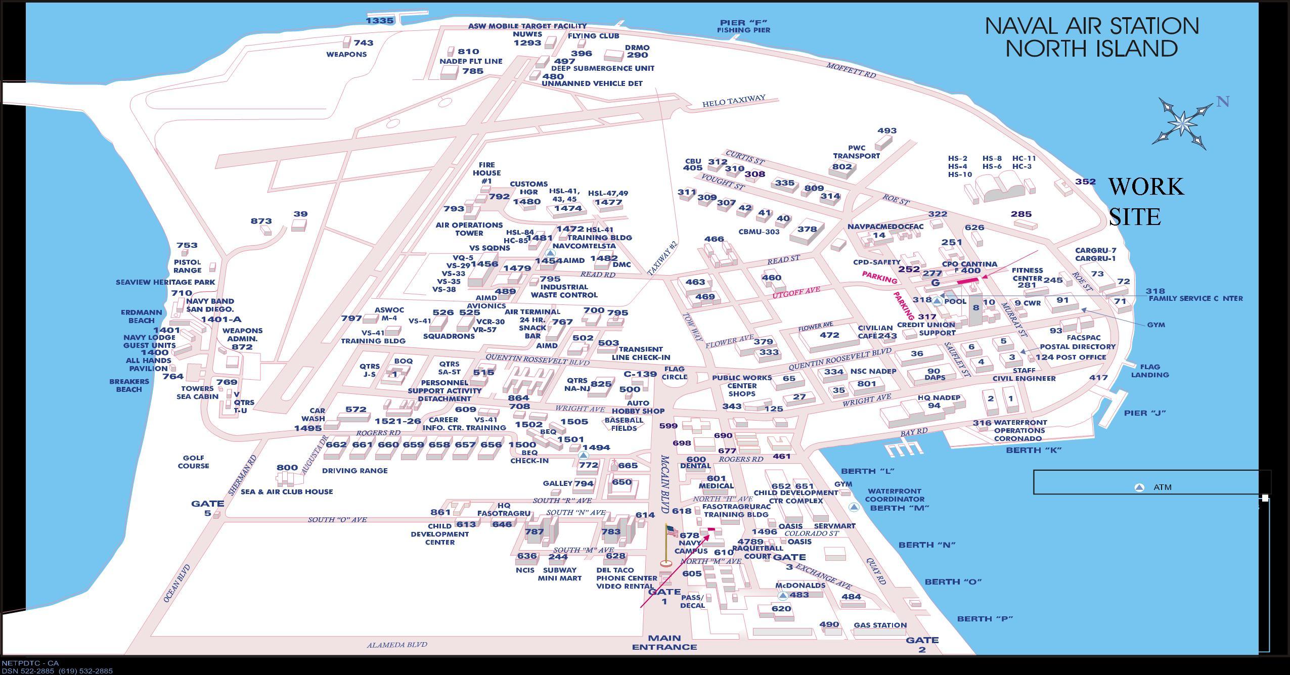 Amazing Nas North Island Map Pics - Printable Map - New ...