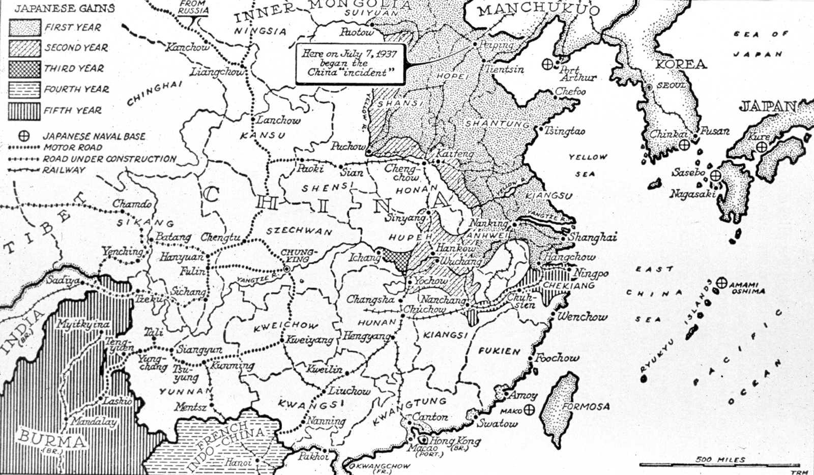 china incident 1937