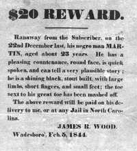 essay on the fugitive slave law The fugitive slave act was an act that was in included in the compromise of 1850 this act declared that all slaves that run away must be returned to their.