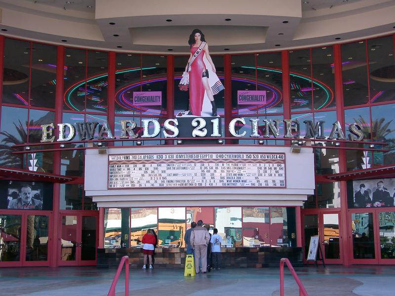 california theaters