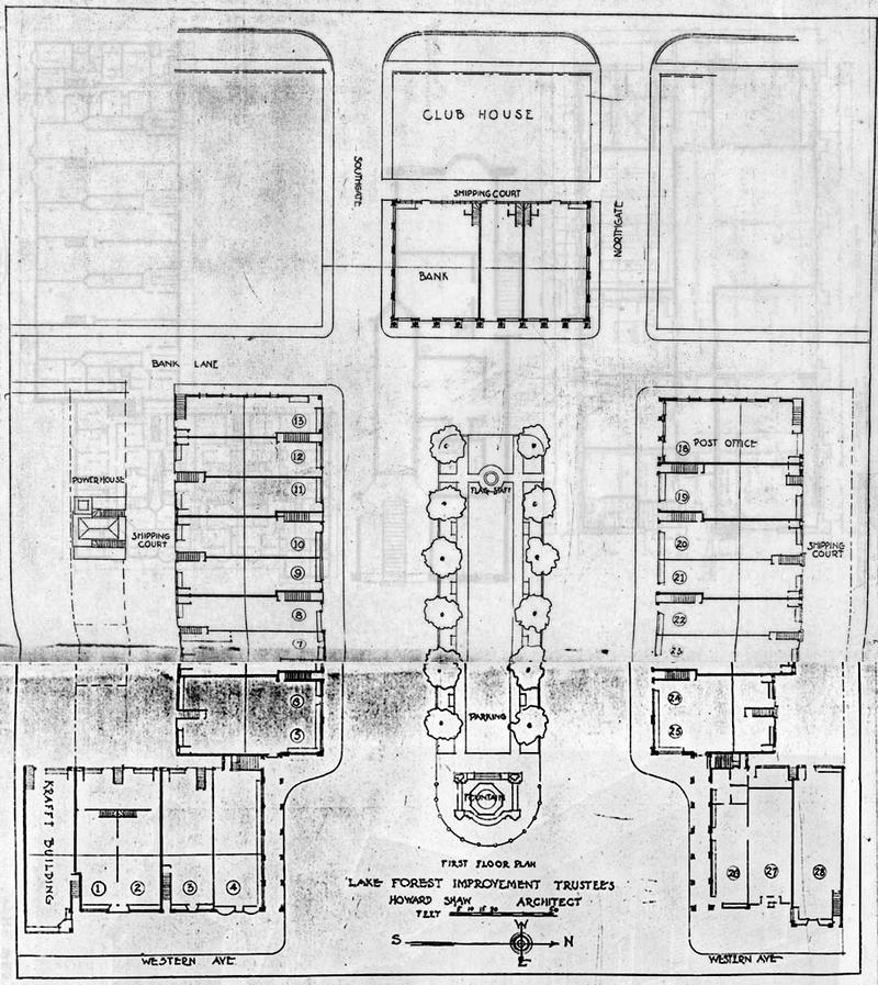 History of the Shopping Center and Mall