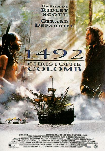 the misrepresentation of the movie conquest of paradise Read the empire review of 1492: conquest of paradise find out everything you need to know about the film from the world's biggest movie destination.