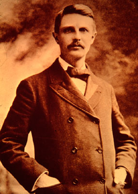 in his famous 1893 frontier thesis what did Frederick jackson turner: an examination of his frontier thesis and american history in 1893 historian frederick jackson turner presented his now-famous frontier thesis at the chicago world's fair.