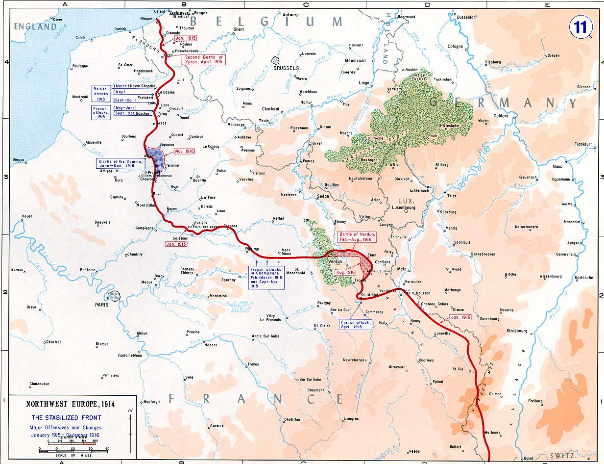Ww1 hill 60 europe 1915 and maps gumiabroncs Images