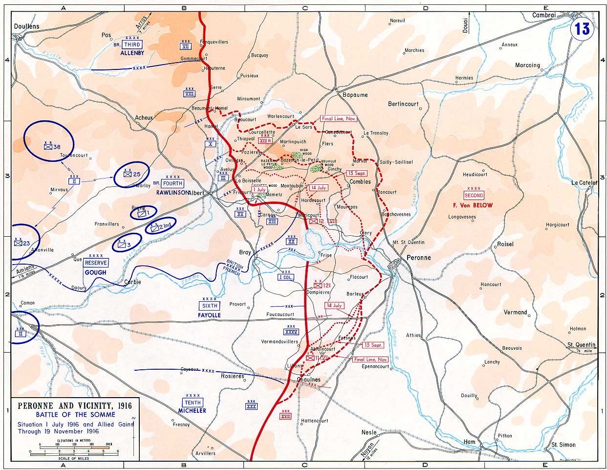 Episode 98: The Battle of the Somme Pt.10